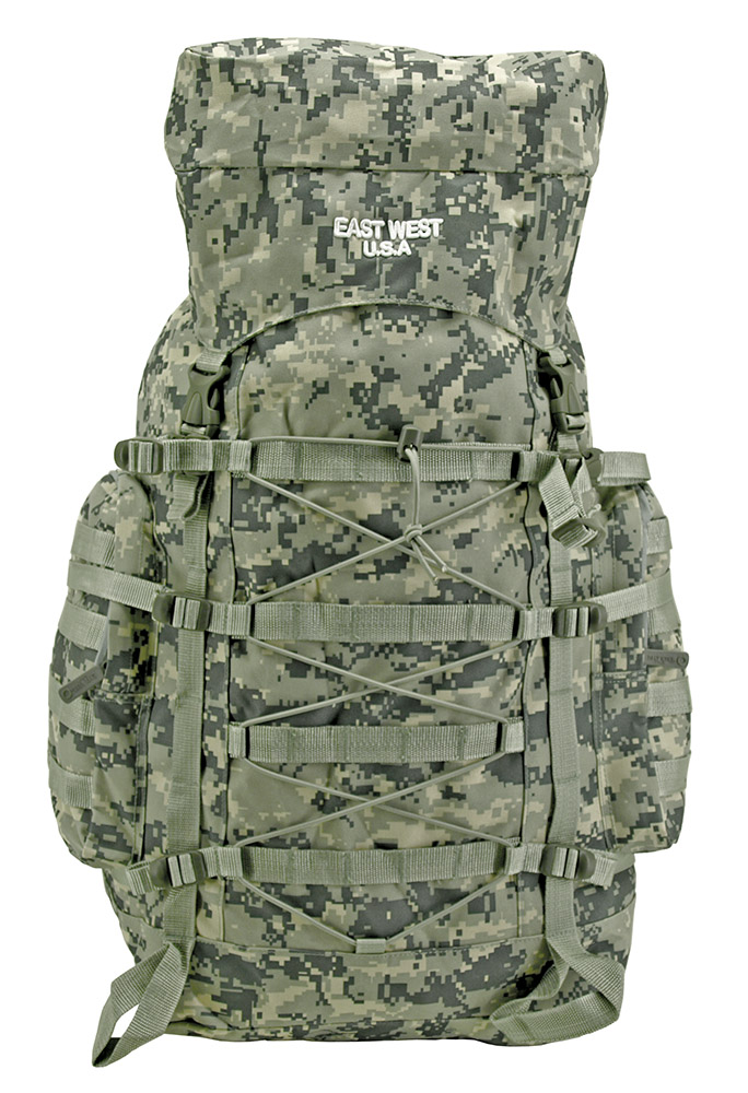 The Washington Hiking Pack - Digital Camo