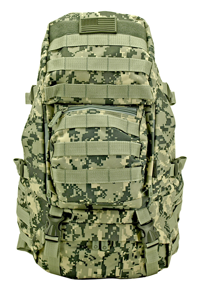 Tactical Readiness Pack - Digital Camo