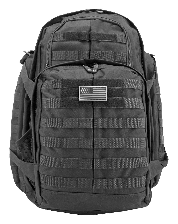 Expandable '73 Backpack - Black