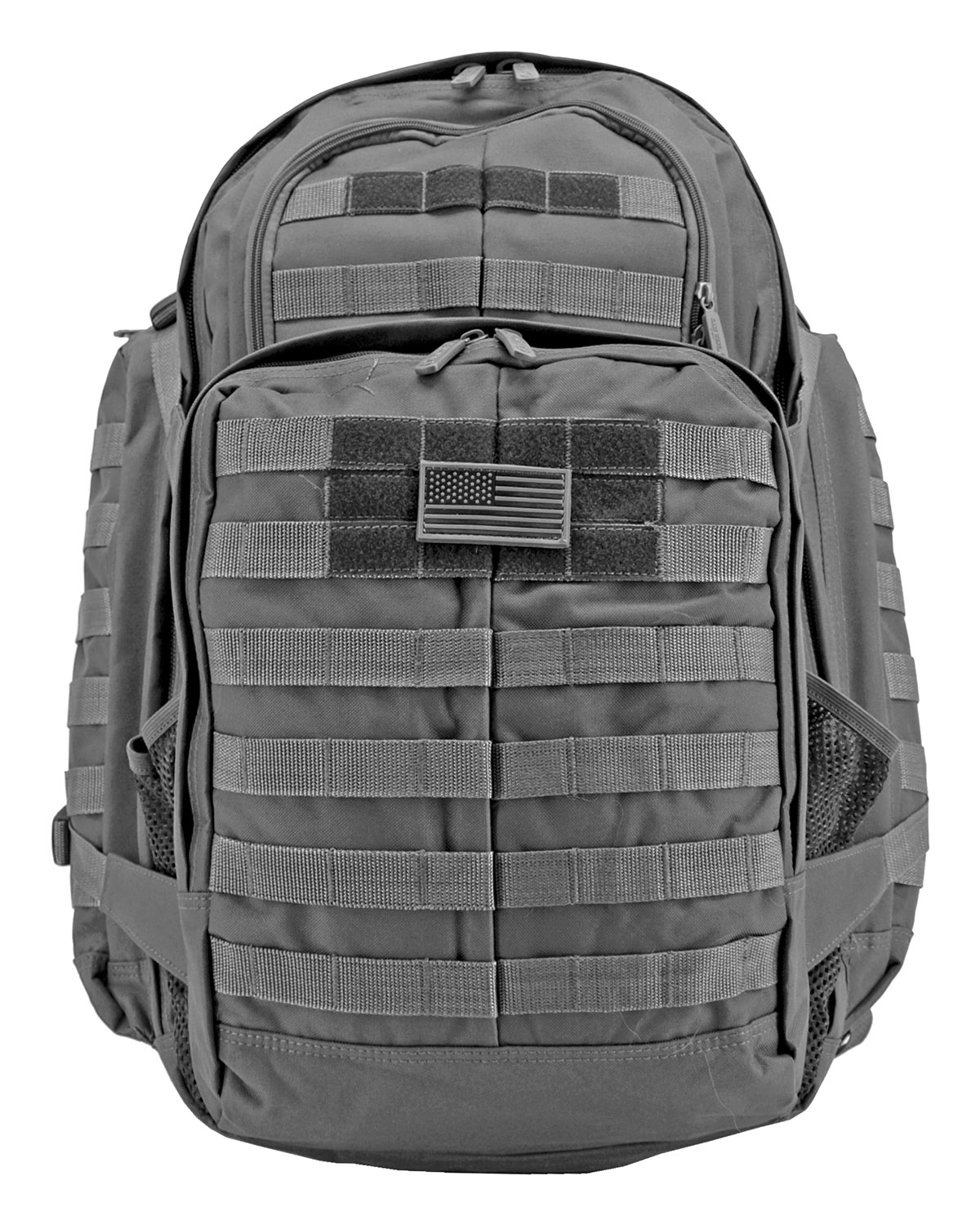 Expandable '73 Backpack - Grey