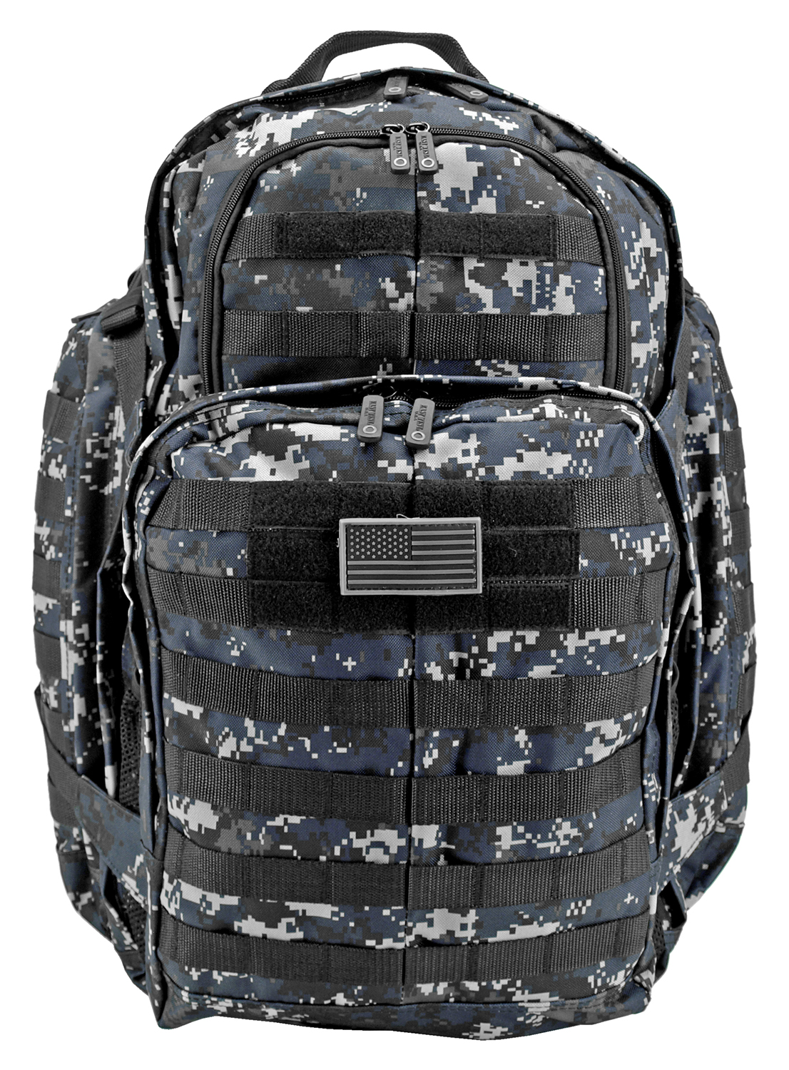 Expandable '73 Backpack - Blue Digital Camo