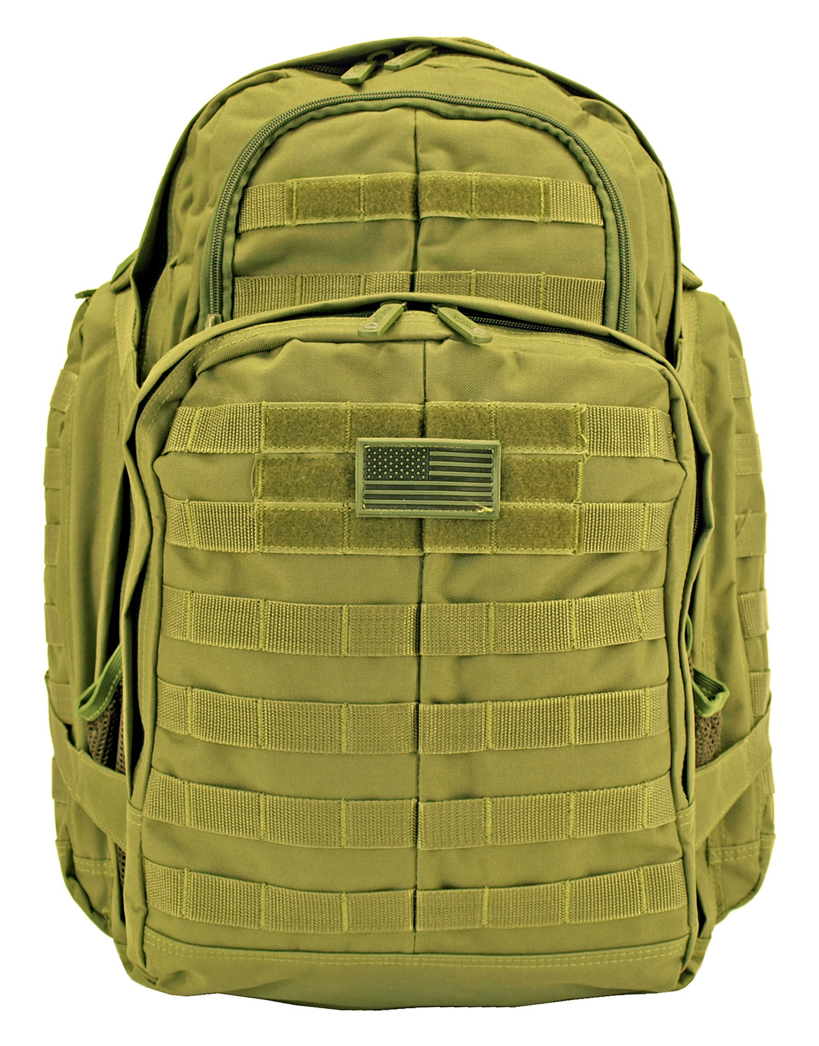 Expandable '73 Backpack - Olive Green