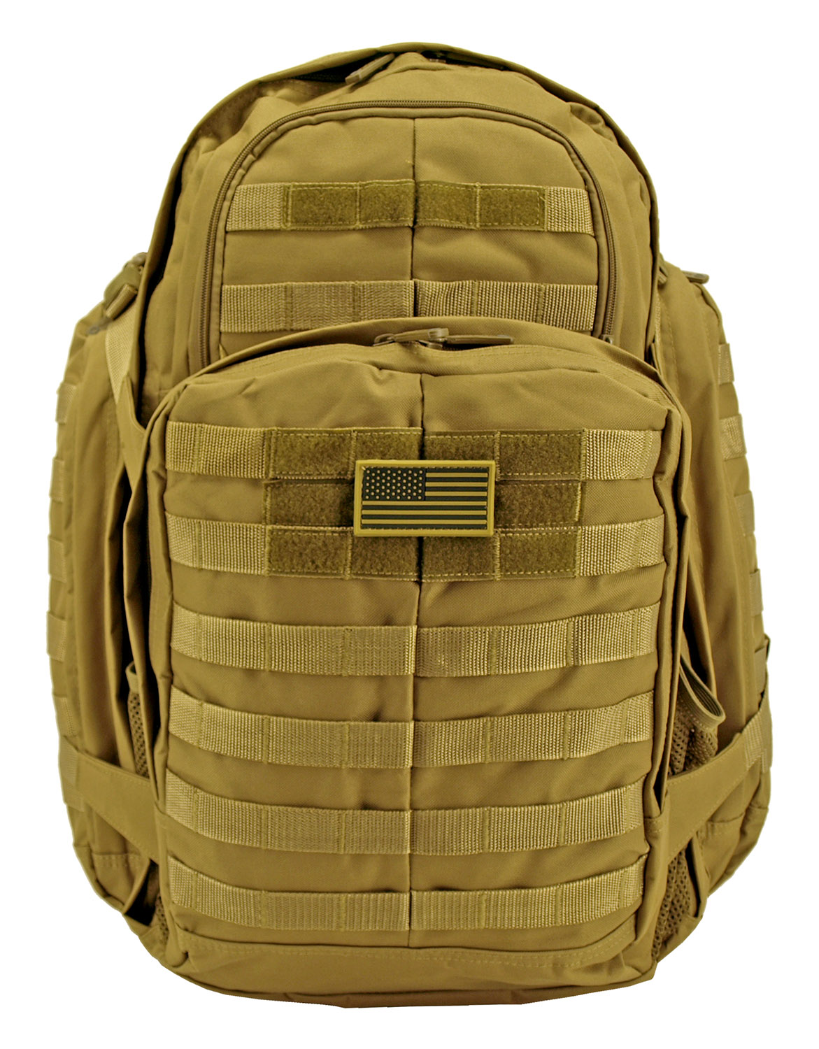 Expandable '73 Backpack - Desert Tan