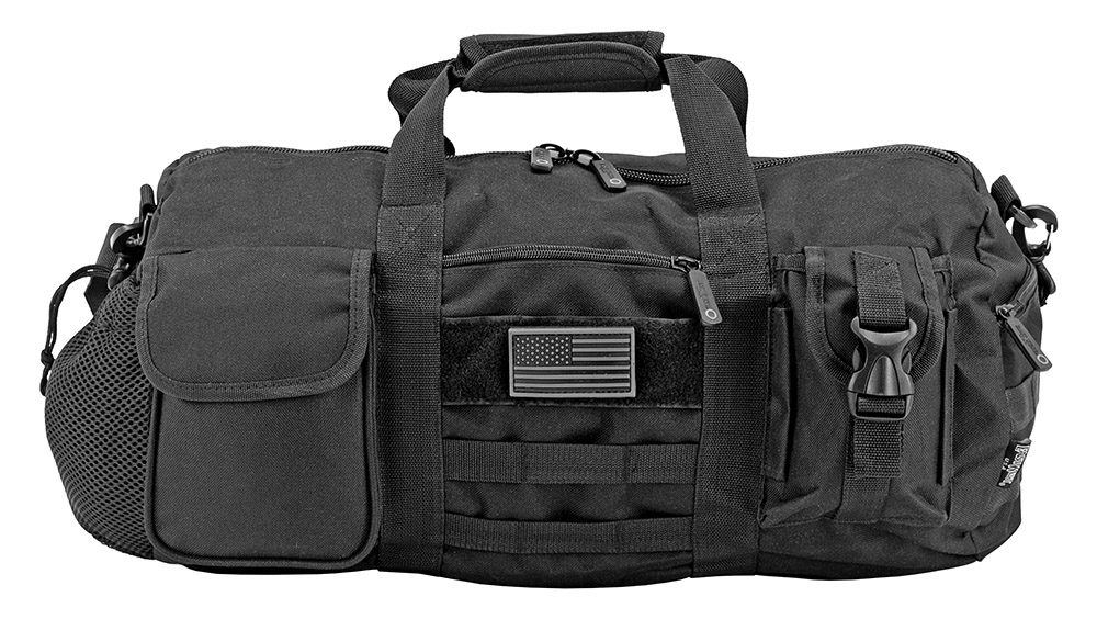 The Tactical Duffle Bag (Small) - Black