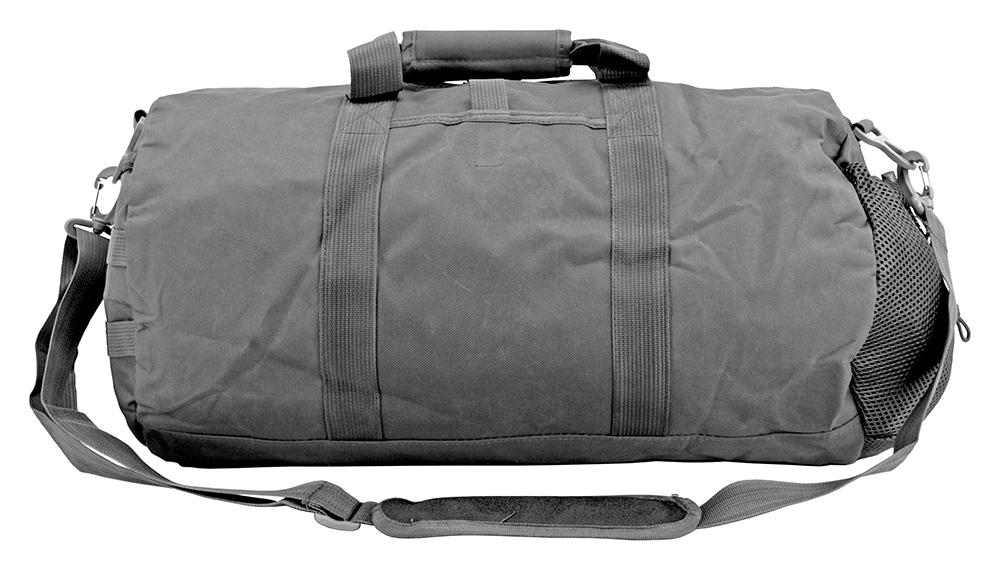 9cd1c993c23b The Tactical Duffle Bag (Small) - Grey
