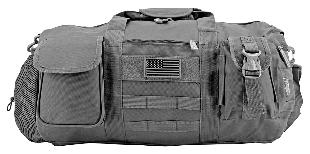 The Tactical Duffle Bag (Small) - Grey
