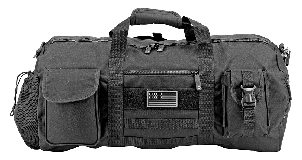 The Tactical Duffle Bag - Black