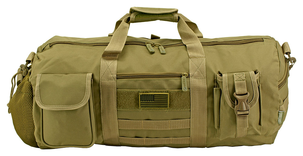 The Tactical Duffle Bag - Desert Tan