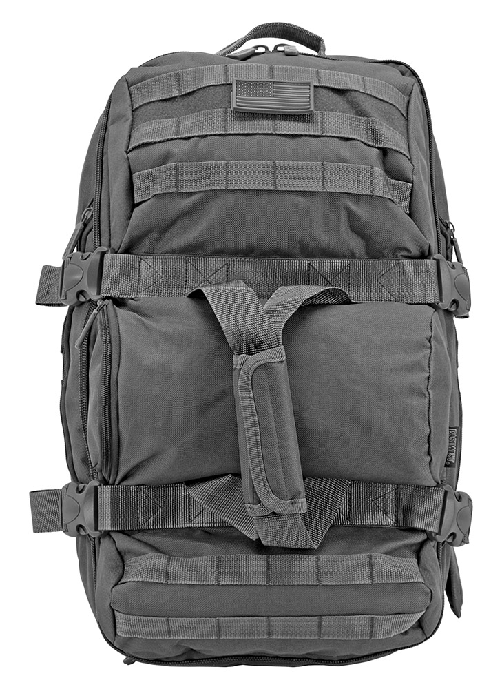 Tactical Journeyman - Grey