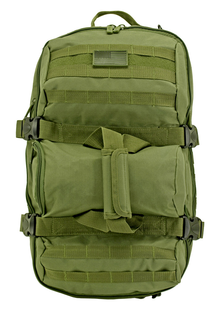Tactical Journeyman - Olive Green