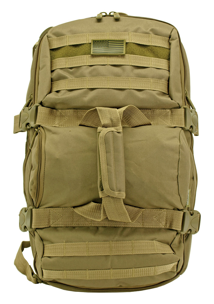 Tactical Journeyman - Desert Tan