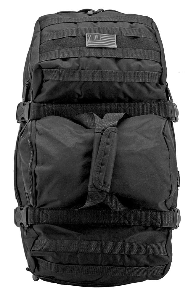 Tactical Journeyman (Large) - Black