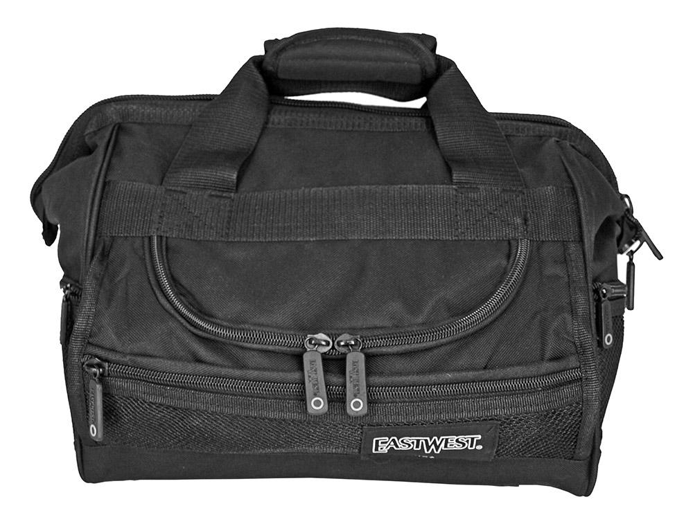 Utility Duffle Bag - Black