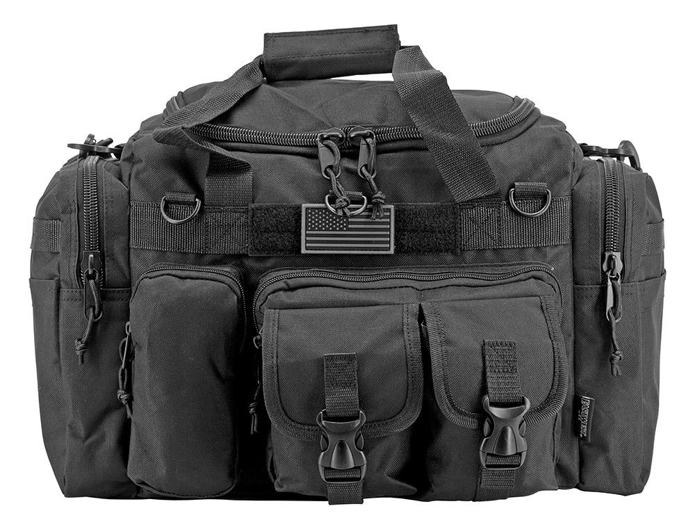 A-10 Duffle Bag - Black
