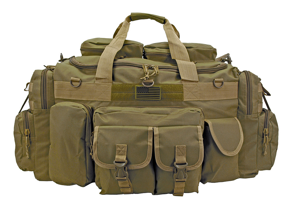 The Tank Duffle Bag (Large) - Desert Tan