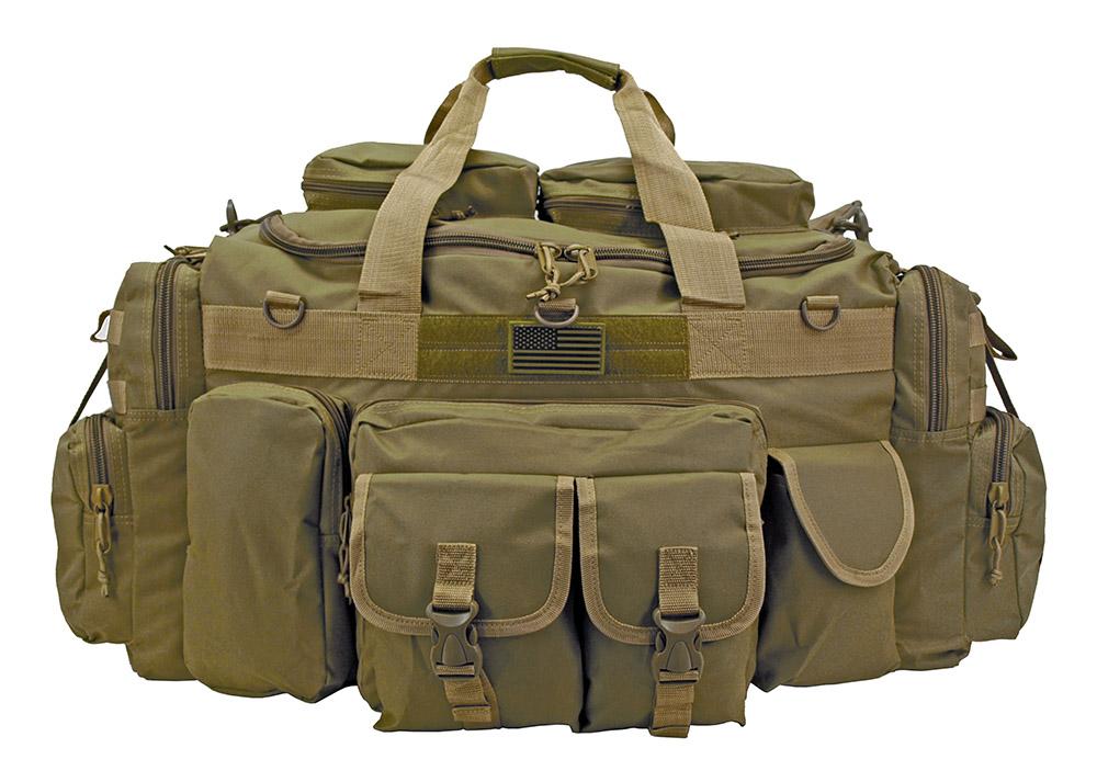 The Tank Duffle Bag - Desert Tan