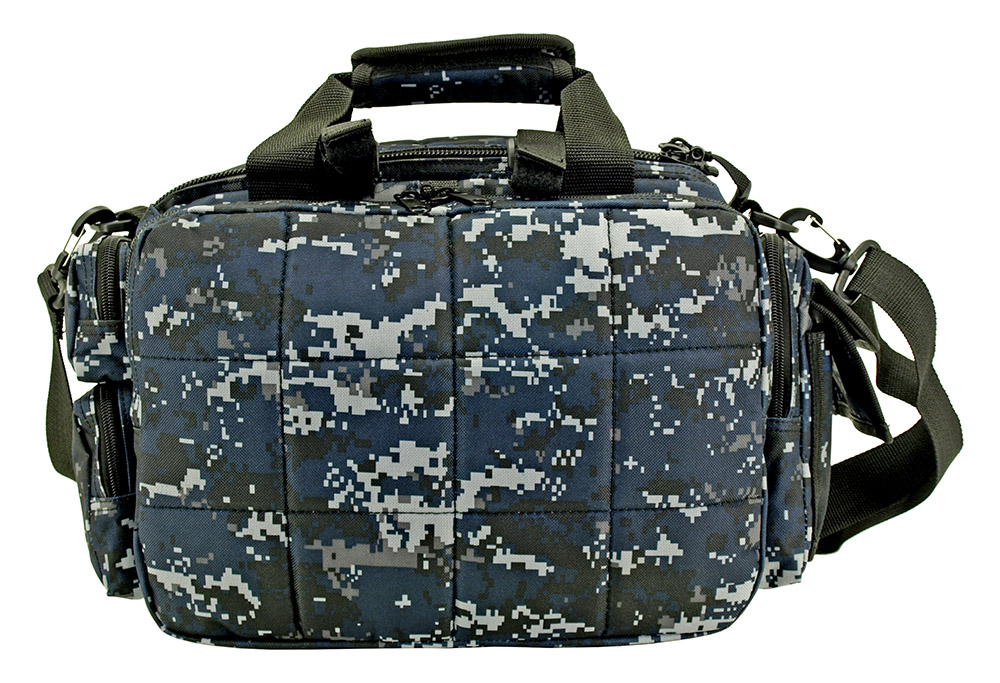 Range Training Bag - Blue Digitial Camo