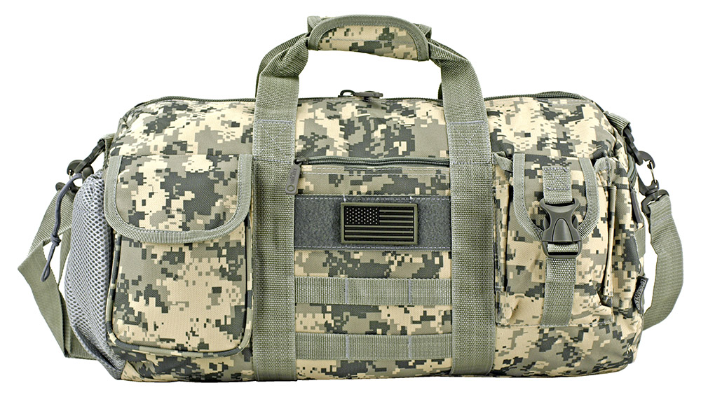 The Tactical Duffle Bag (Small) - Digital Camo