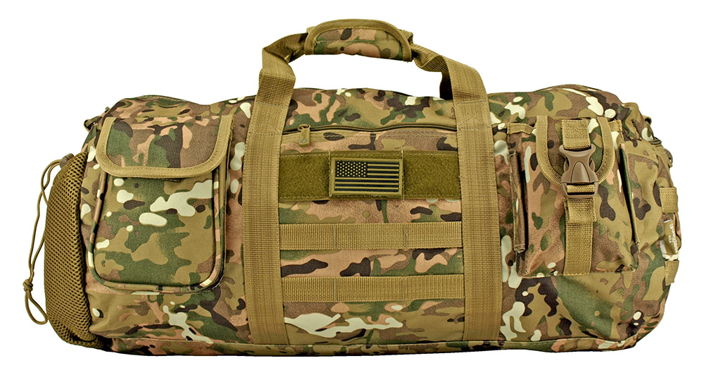 The Tactical Duffle Bag - Multicam