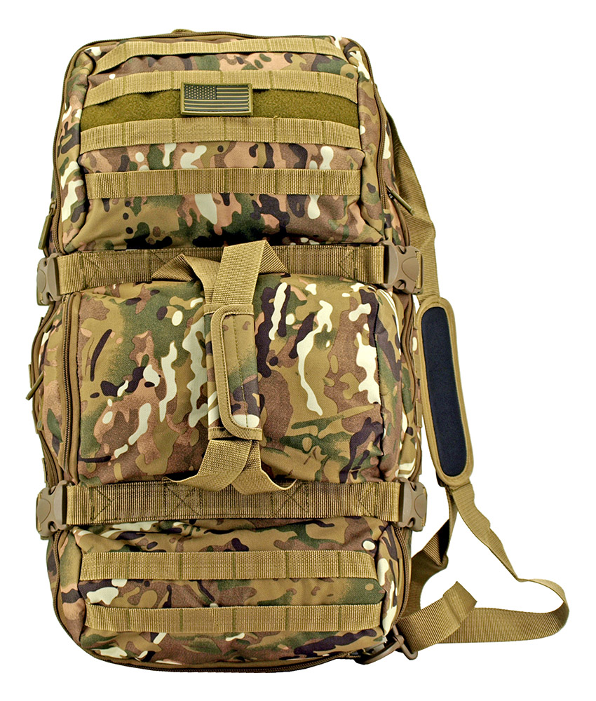 Tactical Journeyman (Large) - Multicam