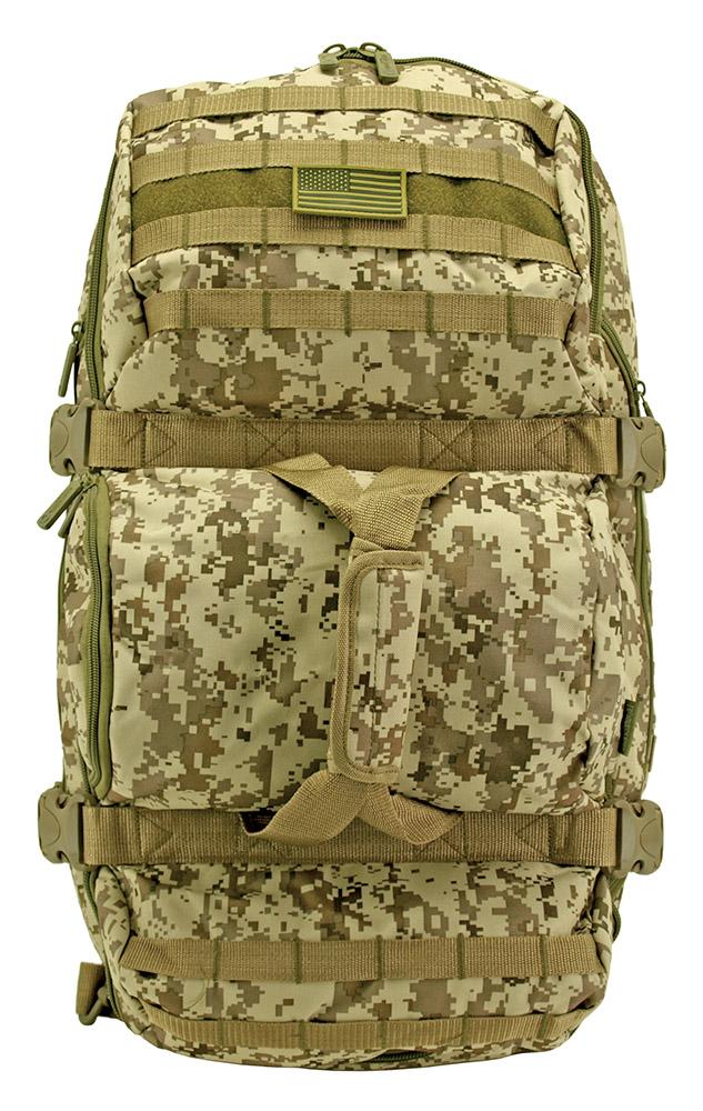 Tactical Journeyman (Large) - Desert Digital Camo
