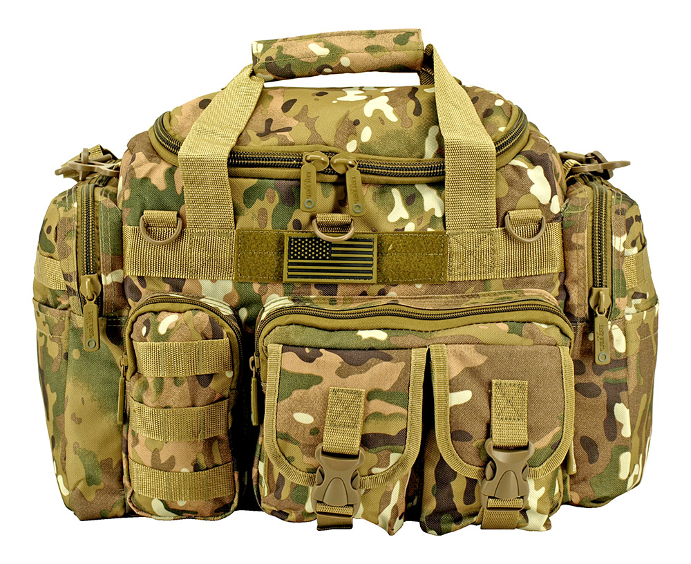 A-10 Duffle Bag - Multicam