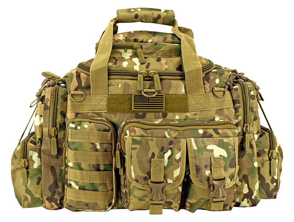 The Humvee Duffle Bag - Multicam