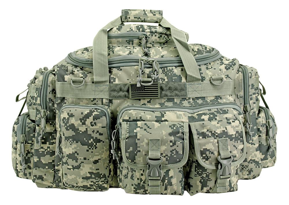 The Humvee Duffle Bag (Large) - Digital Camo