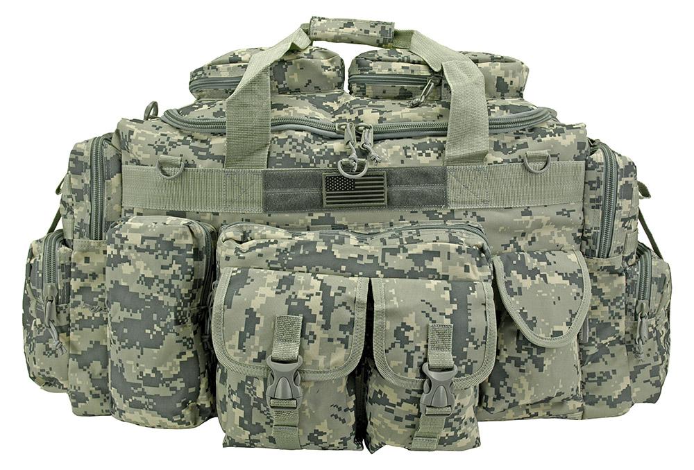 The Tank Duffle Bag - Digital Camo
