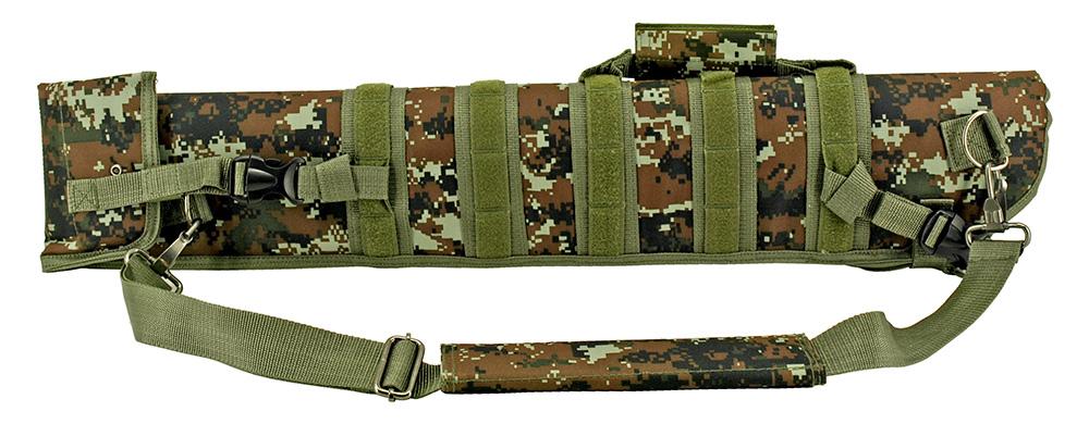 Tactical Rifle Case - Green Digital Camo