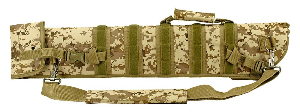 Tactical Rifle Case - Desert Digital Camo