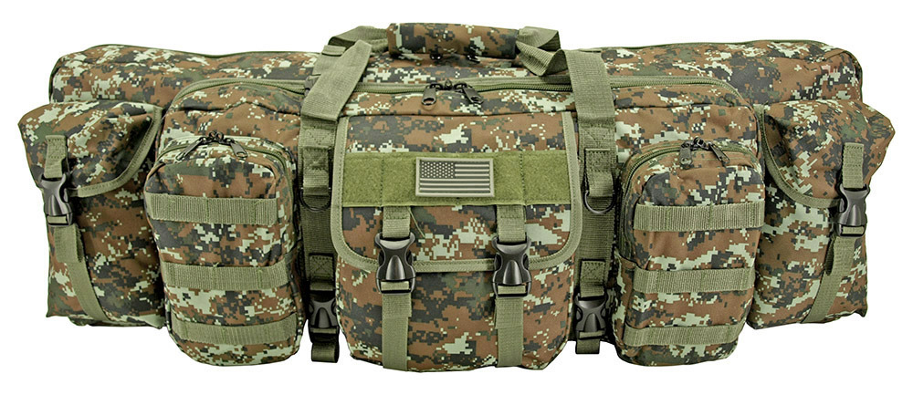 Infantryman Gun Bag - Green Digital Camo