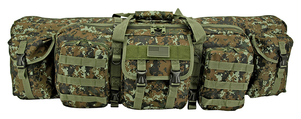 Ranger Gun Bag - Green Digital Camo