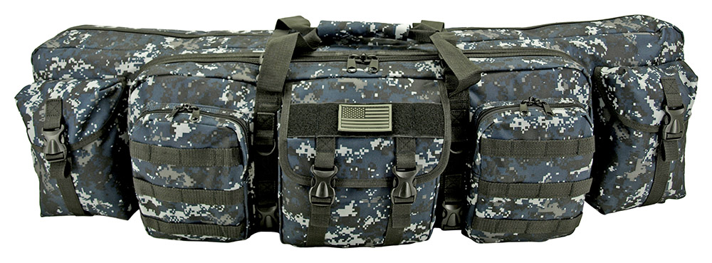Ranger Gun Bag - Blue Digital Camo