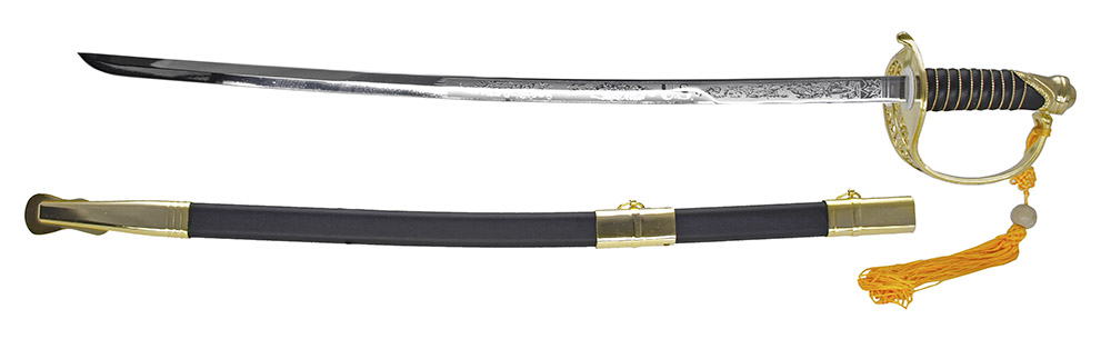 39 in US Civil Ware Union Sword