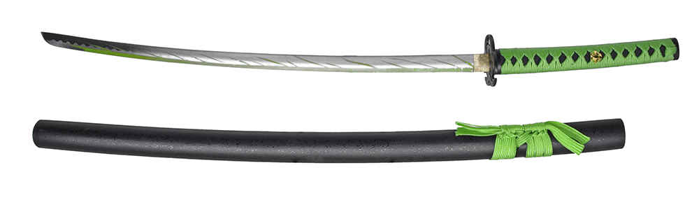 40.5 in Zombie Killer Samurai Sword