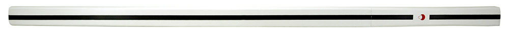 38.5 in Concealed Anime Sword in White Wooden Sheath