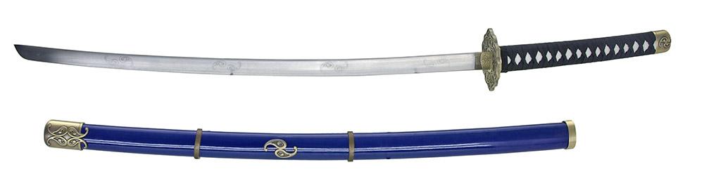 41.5 in Samurai Sword - Blue