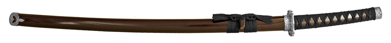 37 in Traditional Samurai Sword - Brown