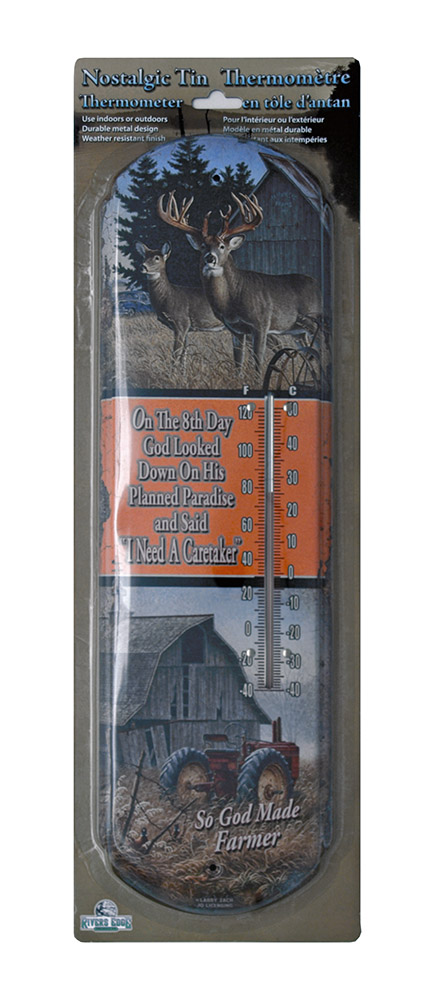 God Made Farmer - Thermometer