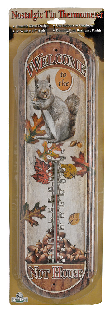 Welcome to the Nut House Thermometer
