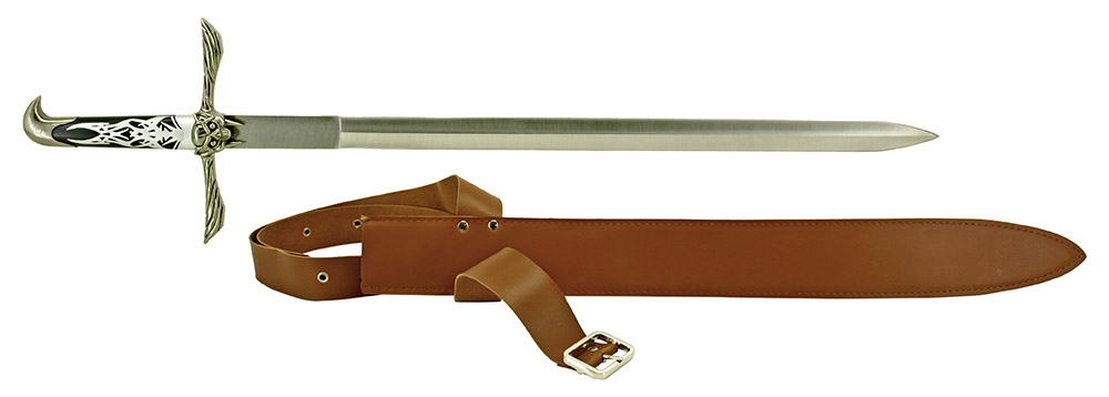 30 in Fantasy Sword with Scabbard