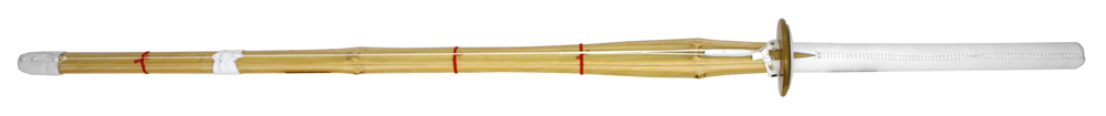 44 in Kendo Shinai Bamboo Practice Sword Katana