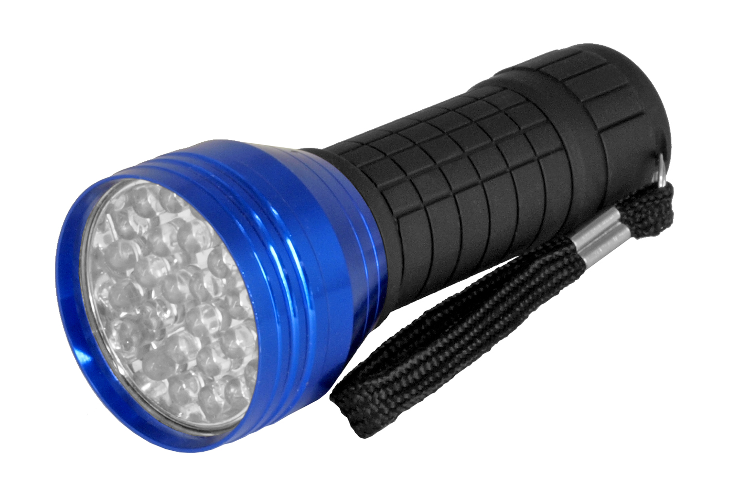 Ultra Bright Mini LED Flashlight - Assorted Colors
