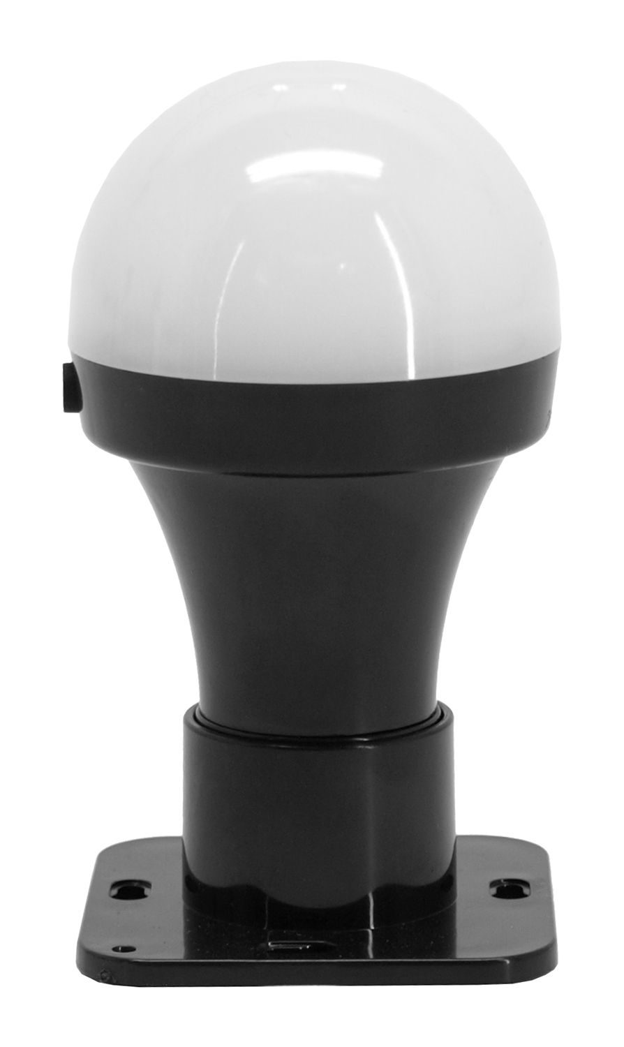 Hanging Battery Operated LED Lightbulb - Assorted Colors