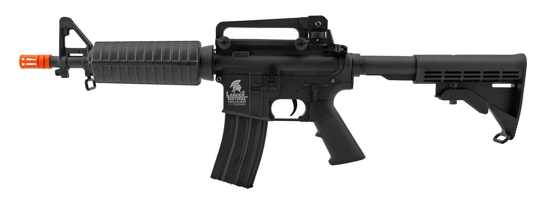 Lancer Tactical Gen2 M4 Combat Ready Assault Airsoft Rifle - LT-01B