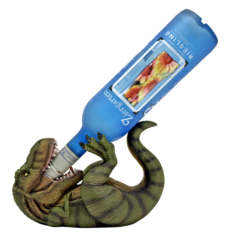 Winosaurus Rex - T-Rex Wine Bottle Holder