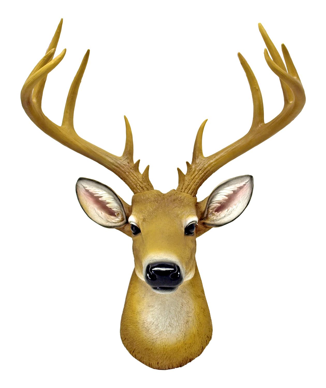 Sir Magnus - Buck Deer Head Wall Mount Bust