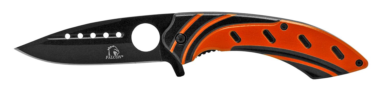 4.63 in The Tactical Pocket Knife - Orange
