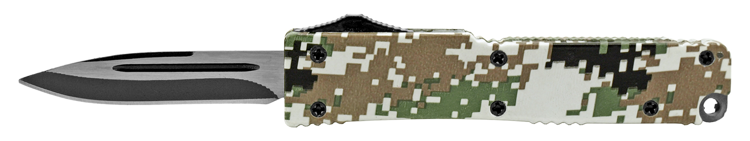 3.25 in Mini Out-the-Front Knife - Digital Camo